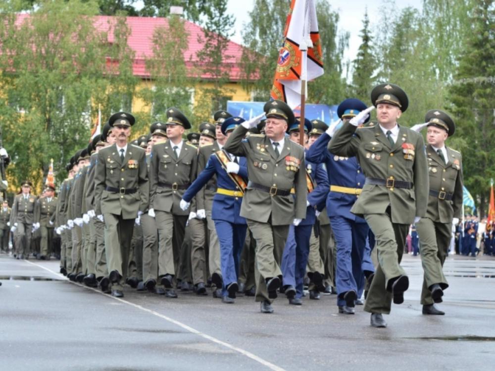 Город архангельск фото военные части